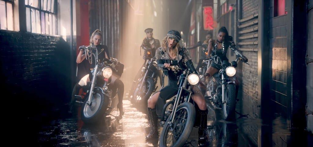 Motocycle Gang Taylor Swift