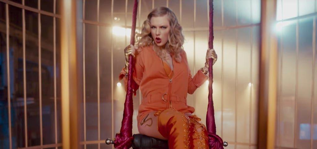 Swing Set Taylor Swift