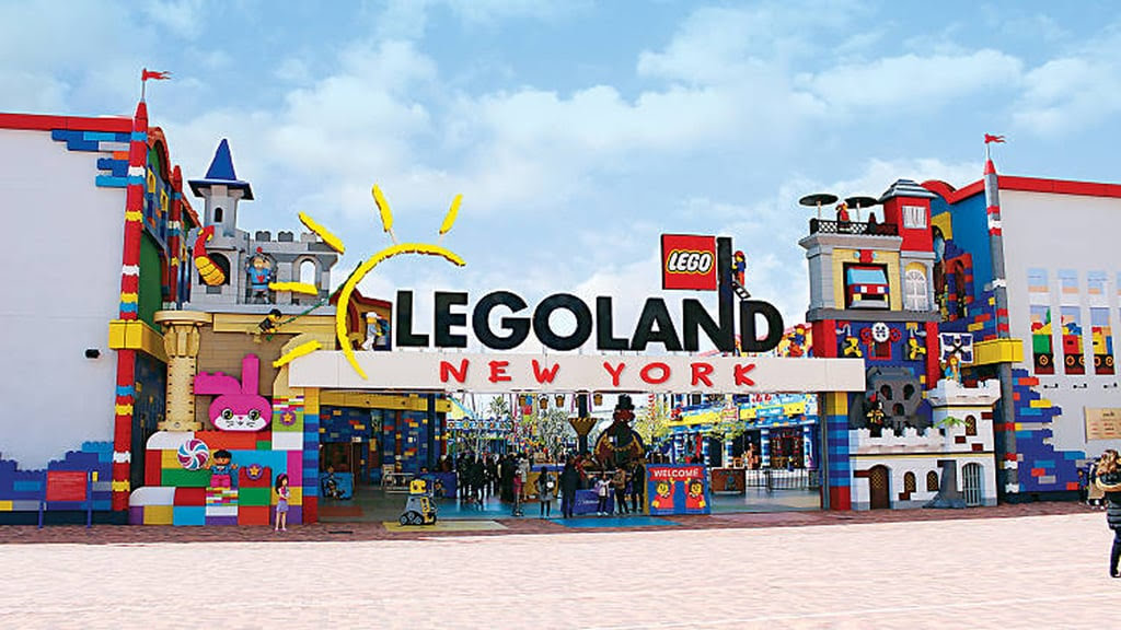 """The Factory"" will be a Legoland New York exclusive."